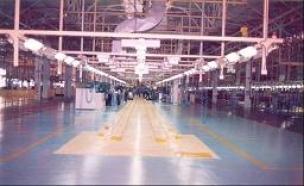 Semi Glossy Floor Coating Systems Client : Hyundai Motor India, Chennai.